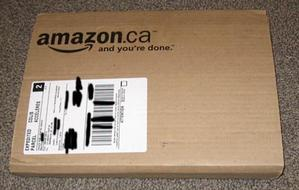 Amazon shipping box: Not as secure as you might think (but not open)