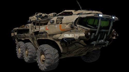 Mobile Anti-Aircraft Weapons Platform M510 Siegework/Ultra-Heavy