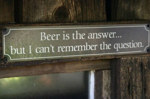 beer answer